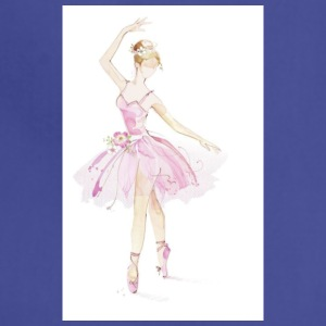 Ballerina Cups and Phone Cases - Adjustable Apron