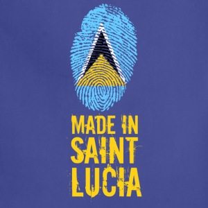 Made In Saint Lucia / St. Lucia - Adjustable Apron