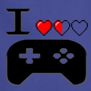 I Love Gaming Black - Adjustable Apron