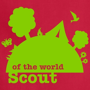 Scout of the world - Adjustable Apron