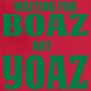Waiting for Boaz Not Yoaz - Adjustable Apron
