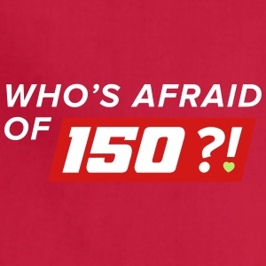 Who Afraid of 150 - Adjustable Apron
