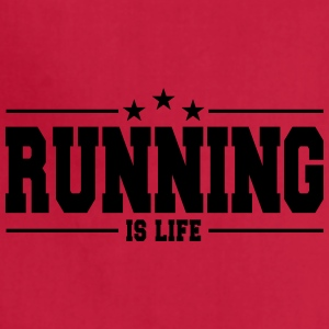 Running is life 1 - Adjustable Apron