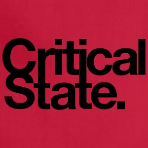 Critical State Merchandise - Adjustable Apron