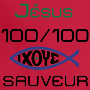 jesus100 - Adjustable Apron