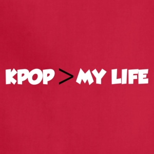 KPOP > MY LIFE Shirts - Adjustable Apron