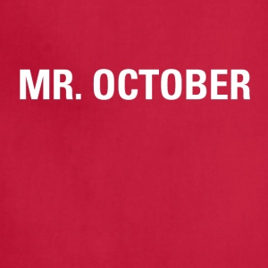MR. OCTOBER - Adjustable Apron