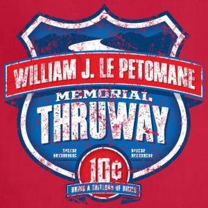 William J LePetomane Memorial Thruway - Adjustable Apron