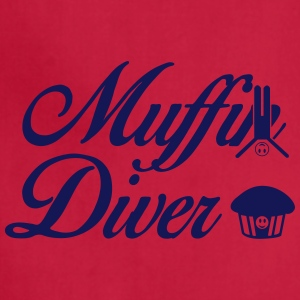 Muffin Diver - Adjustable Apron