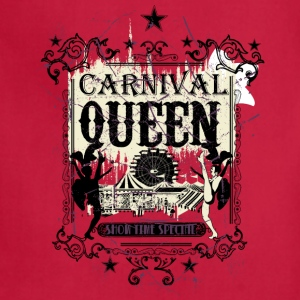 carnival_queen - Adjustable Apron