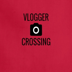 VLOGGER CROSSING - Adjustable Apron