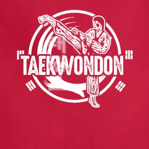 Taekwondo T Shirt - Adjustable Apron