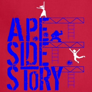 Ape Side Story - Adjustable Apron