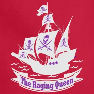 RAGINGQUEENSHIP - Adjustable Apron