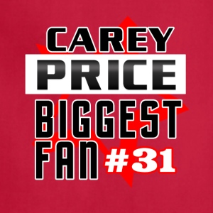 Carey Price 1fan - Adjustable Apron