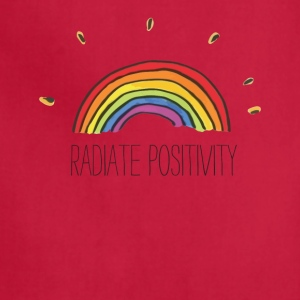 Radiate Positivity - Adjustable Apron