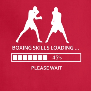 Boxing-Loading Box Skills- Shirt, Hoodie, Tank - Adjustable Apron