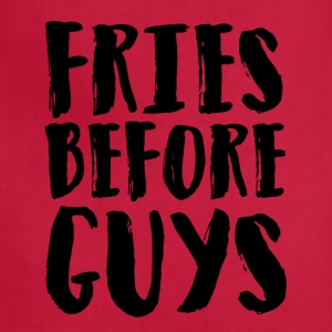 Fries before guys Artboard 1 - Adjustable Apron