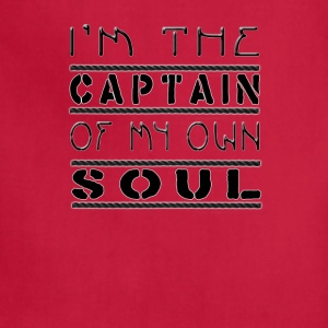 Captain Of My Soul - Adjustable Apron