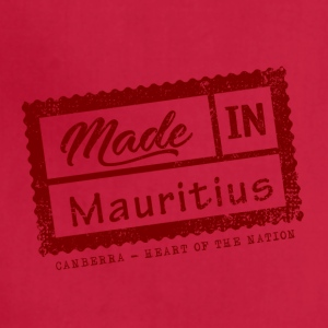 Stamp Made in Mauritius - Canberra - Adjustable Apron