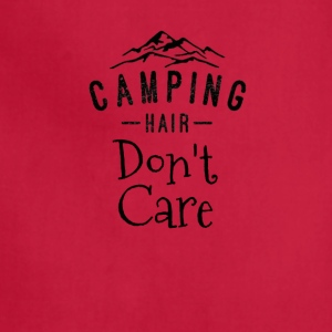 Camping Hair Don't Care - Adjustable Apron
