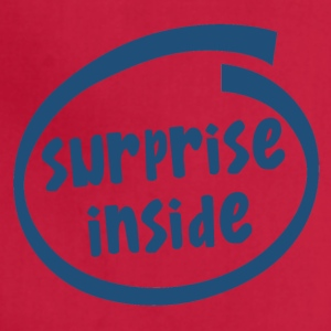 surprise inside (1824C) - Adjustable Apron