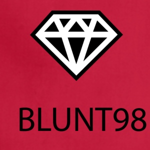 BLUNT98 - Apparel For Creative People - Adjustable Apron