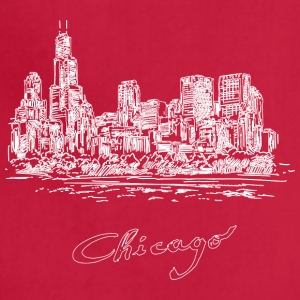 Chicago City - United States - Adjustable Apron