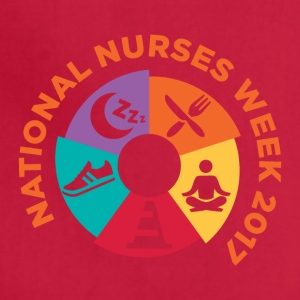 National Nurse Week 2017 - Adjustable Apron