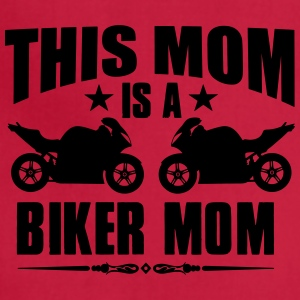 Biker mom - Adjustable Apron