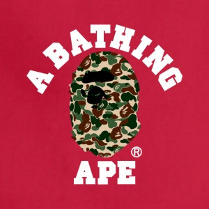 BAPE A BATHING APE - Adjustable Apron