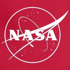 NASA logo 2 - Adjustable Apron