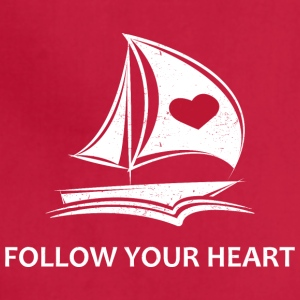Follow Your Heart - Adjustable Apron