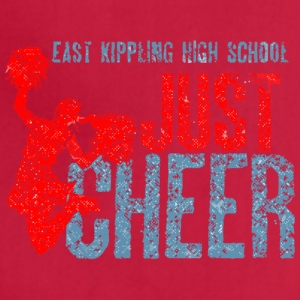 East Kippling High School Just Cheer - Adjustable Apron