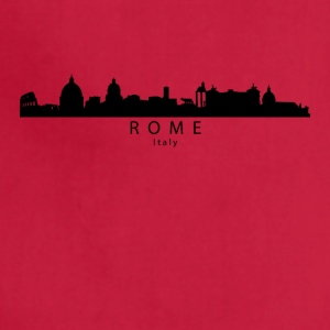 Rome Italy Skyline - Adjustable Apron