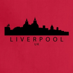 Liverpool England UK Skyline - Adjustable Apron
