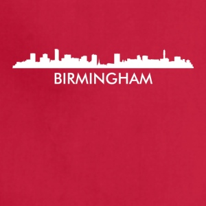 Birmingham England Skyline - Adjustable Apron