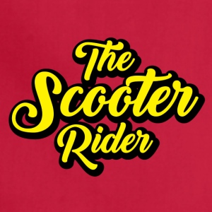 Scooter-Rider - Adjustable Apron