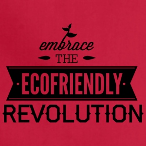 EMBRACE_THE_ECOFRIENDLY - Adjustable Apron