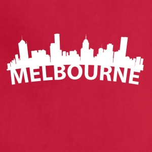 Arc Skyline Of Melbourne Australia - Adjustable Apron