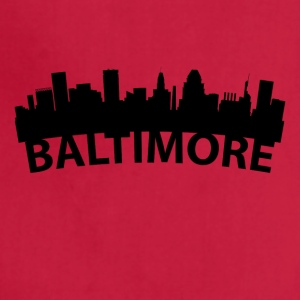 Arc Skyline Of Baltimore MD - Adjustable Apron