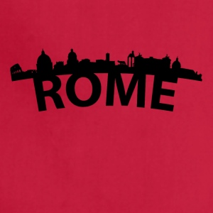 Arc Skyline Of Rome Italy - Adjustable Apron