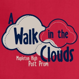 A Walk In The Clouds Mapleton High Post Prom - Adjustable Apron