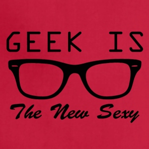 Geek Is Sexy - Adjustable Apron