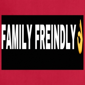 FAMINLY FREINDLY - Adjustable Apron