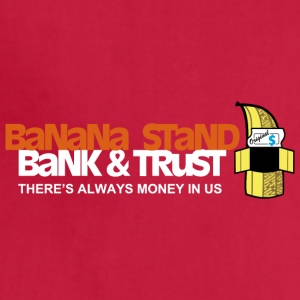 Banana Stand Bank Trust - Adjustable Apron