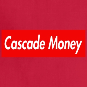 CASCADE MONEY - Adjustable Apron