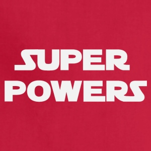 Super Powers (2182) - Adjustable Apron