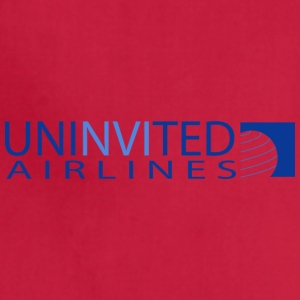 UNINVITED AIRLINES - Adjustable Apron