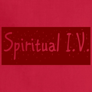 Spiritual I.V. - Adjustable Apron